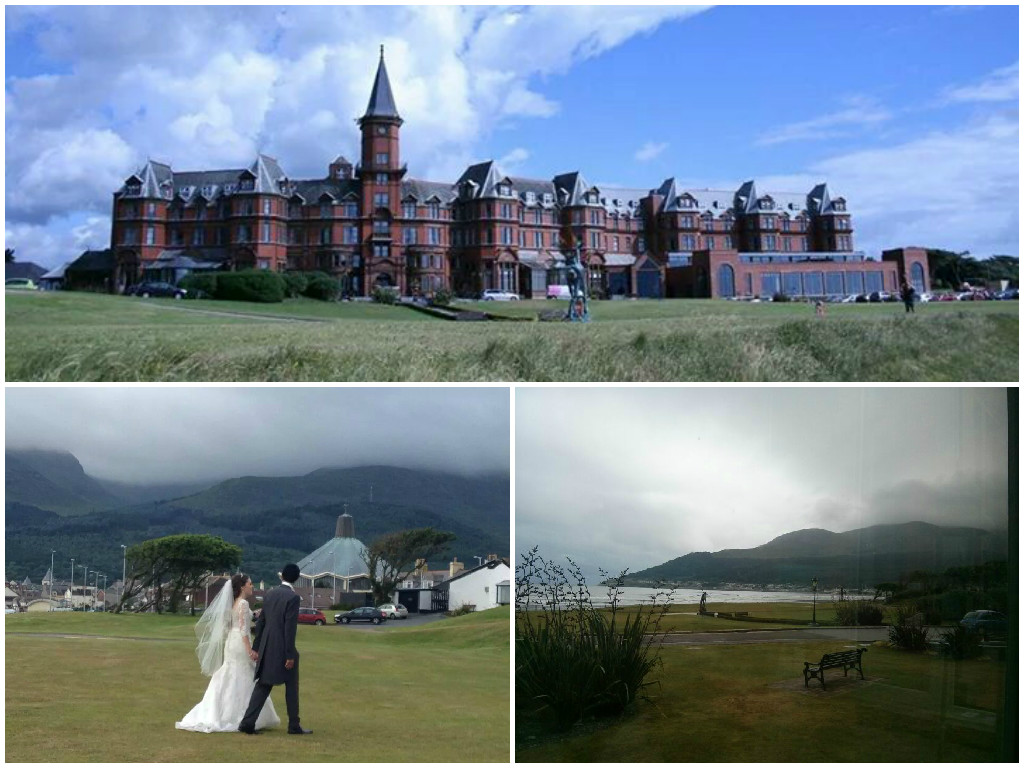 Get married at Slieve Donard