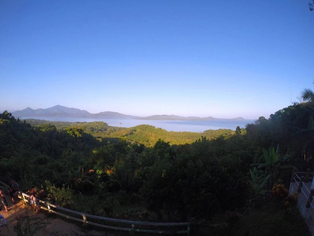 Buenavista viewpoint Sabang