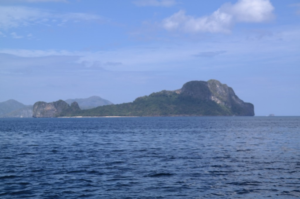 Helicopter Island, El Nido Tour C