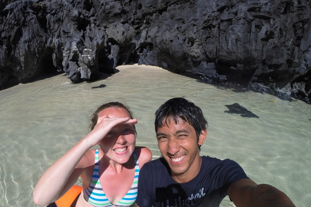 Secret Beach, El Nido Tour C