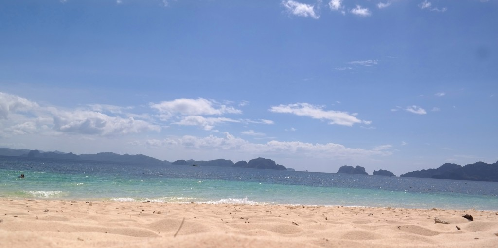 Seven Commandos Beach El Nido Island Hopping Tour A