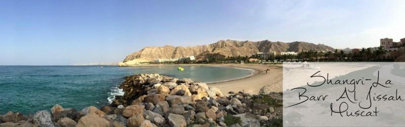 Shangri-La Barr Al Jissah, Muscat