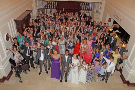 Wedding memories 4th July 2014