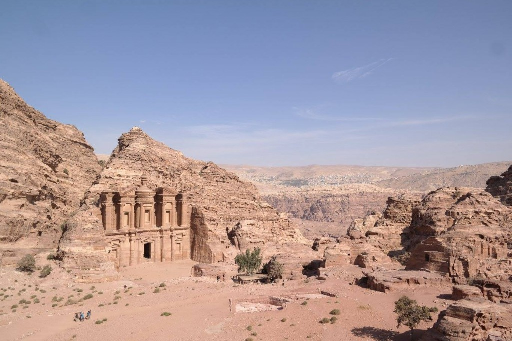 Jordan: Petra & The Dead Sea