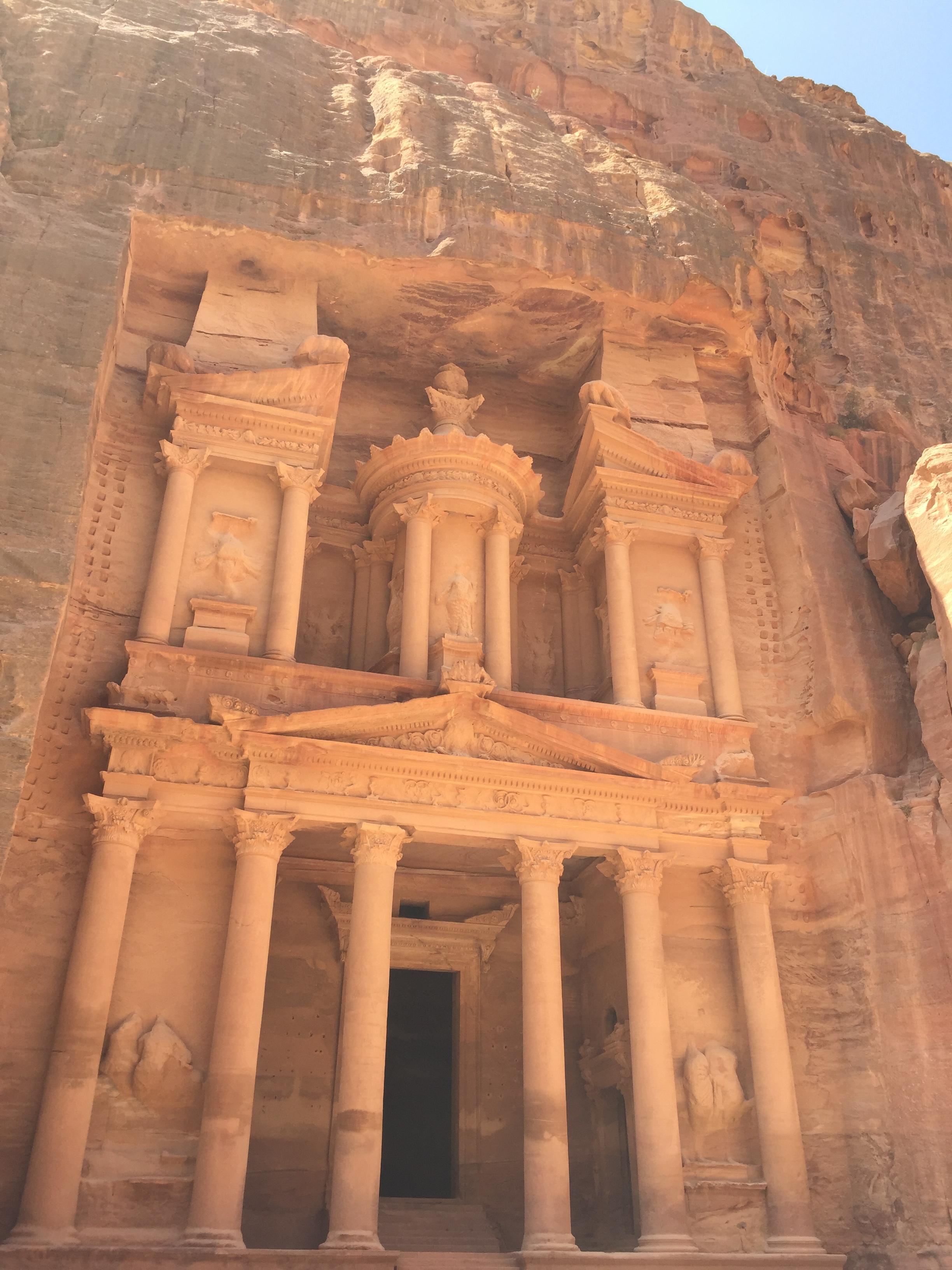 Al Khazneh, The Treasury