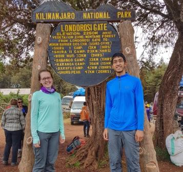 Londarosi Gate, Kilimanjaro
